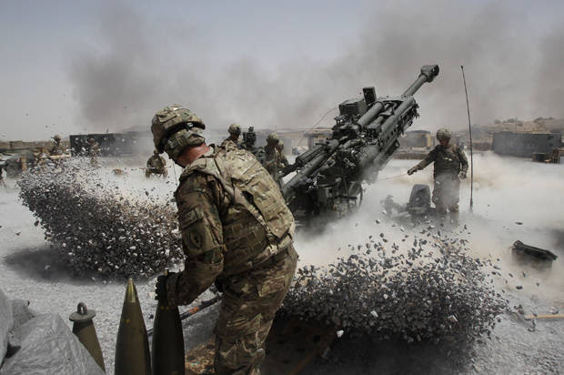 """Profiting off of chaos: How the U.S. privatized its war in Afghanistan — Antony Loewenstein on """"Disaster Capitalism"""""""