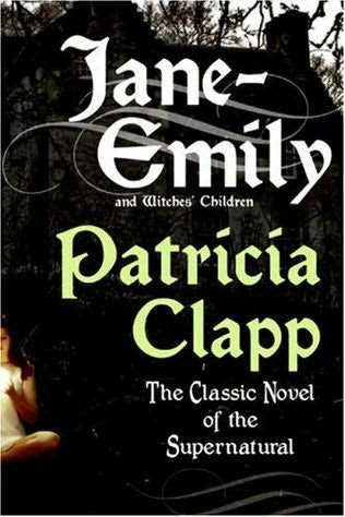 book cover of Jane-Emily by Patricia Clapp
