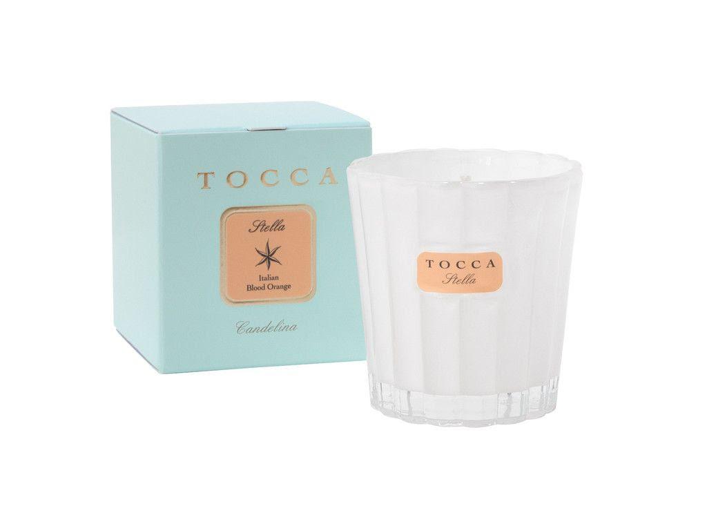 Tocca Candelina - Stella Mini Candle