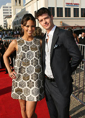"""Husband and Wife, Robin Thicke and Paula Patton in negotioations to collaborate on film, """"This Wednesday"""""""