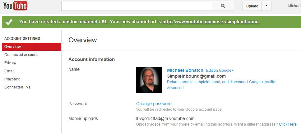 How to Change Your Default YouTube Channel Name ...