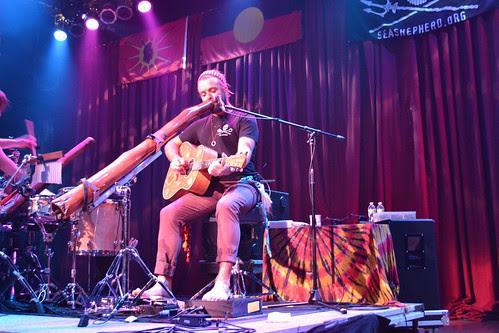 Xavier Rudd (11/4/12)