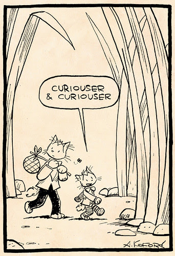 Laugh-Out-Loud Cats #2320 by Ape Lad