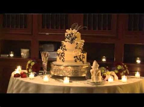 How to Decorate Wedding Cake Tables   YouTube