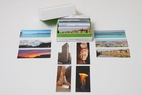 Moo Mini Business Cards