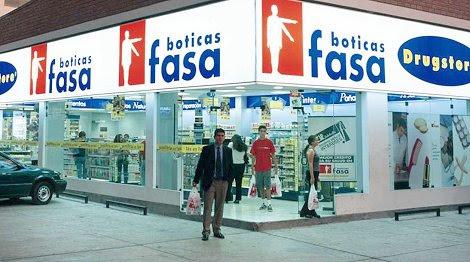 Peruana Quicorp adquirió cadena de boticas Fasa