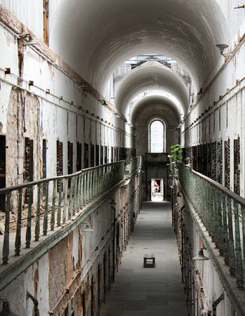 Photos of Eastern State Penitentiary, Philadelphia