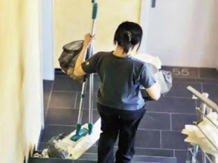 Φωτογραφία για O Αντώνης το «αρπακτικό» και η αξιοπρεπής καθαρίστρια!