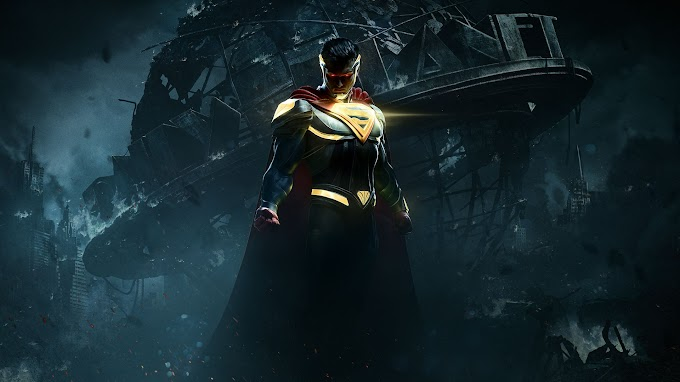 Injustice 2 Walkthrough [Complete]