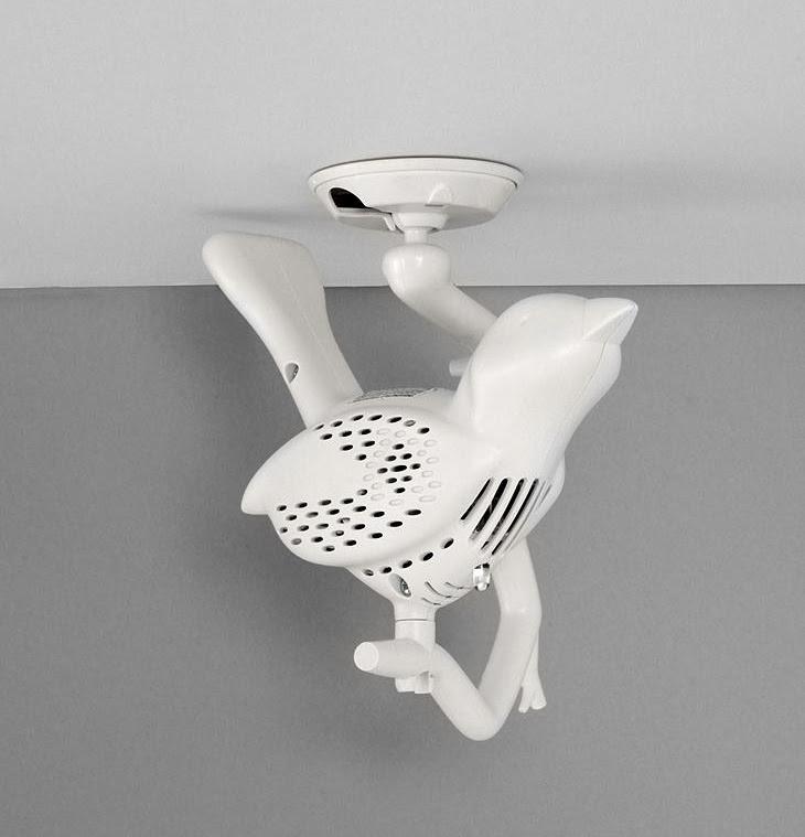 Bird Smoke Detector