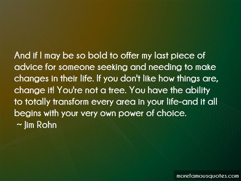Quotes About Needing Change In Your Life Top 1 Needing Change In