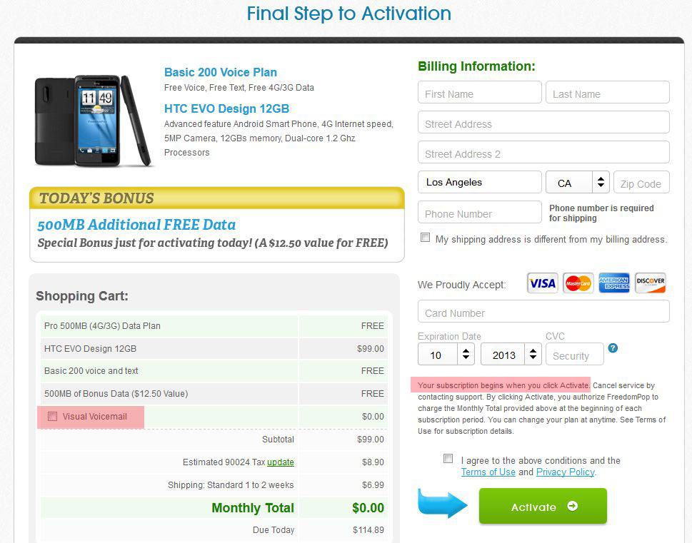 FreedomPop Beta Tests Free Mobile Phone Service