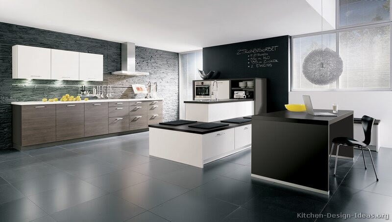 European  Kitchen  Cabinets Pictures and Design  Ideas