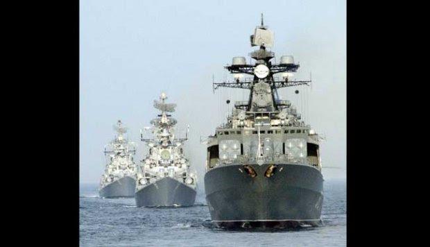 Udaloy, Pemburu Kapal Selam Canggih Milik Rusia