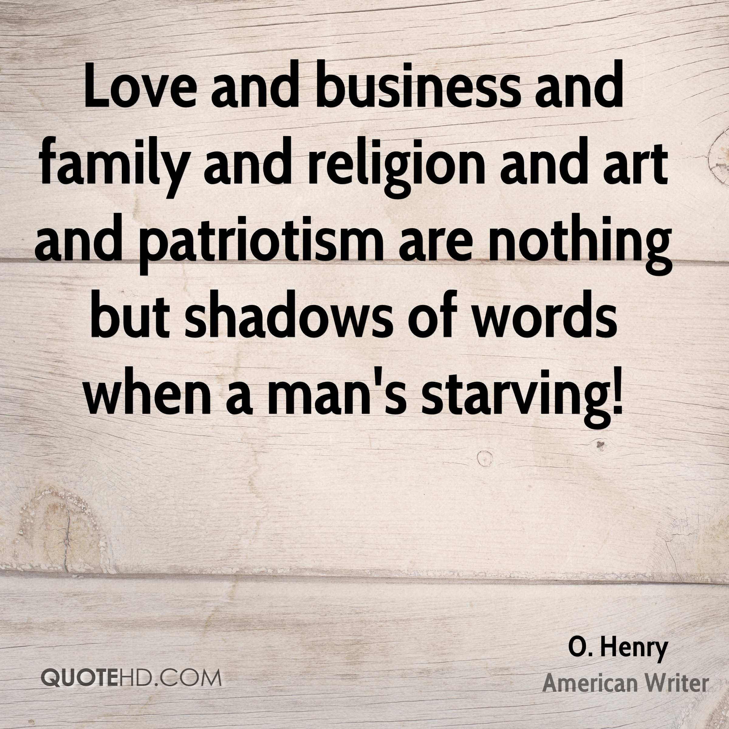 O Henry Religion Quotes Quotehd