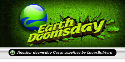 earth doomsday sportive geometric calligraphy brush script slab serif fresh unique font typography letter design for logo branding