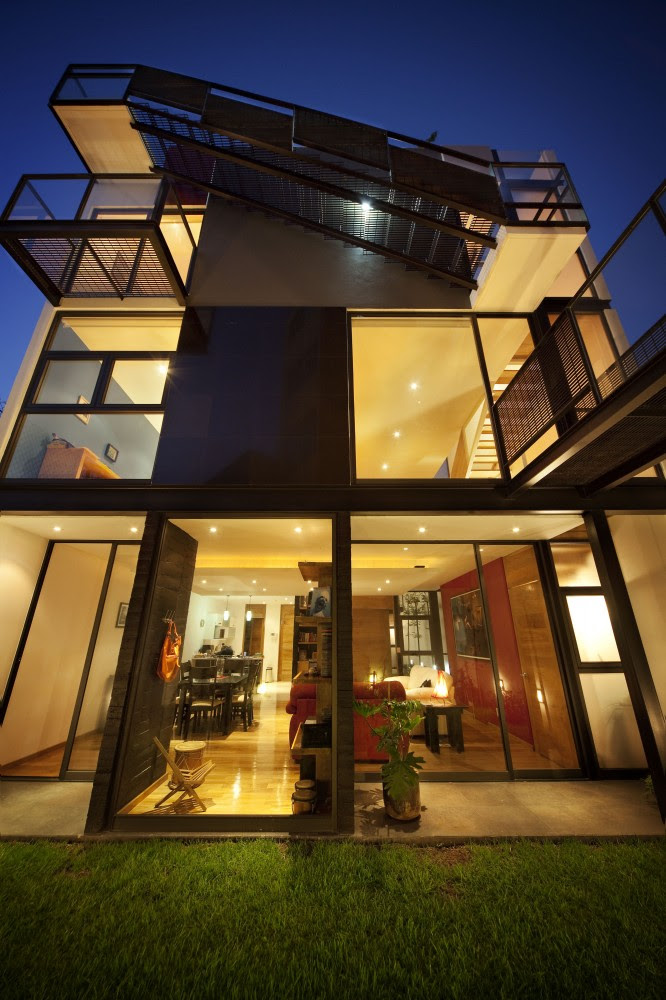 Pixel 57 - Darkitectura, Arquitectura, casas, diseño