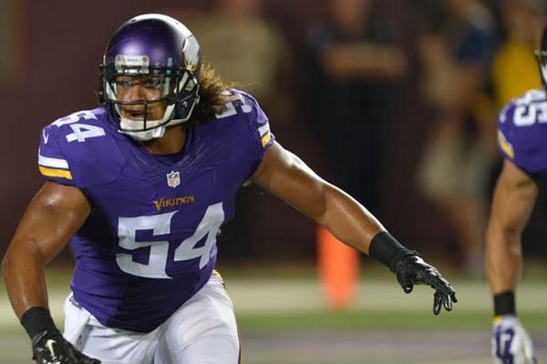68113b01d75 Vikings vs. Bears Thursday injury report: Week 17