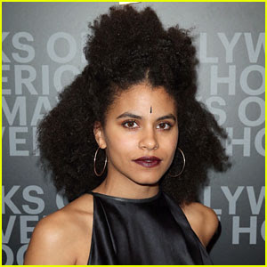 Zazie Beetz as Domino in 'Deadpool 2' - First Look Photo!