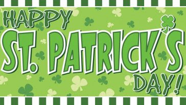 St Patricks Day Profile Picture Frame For Facebook Photo