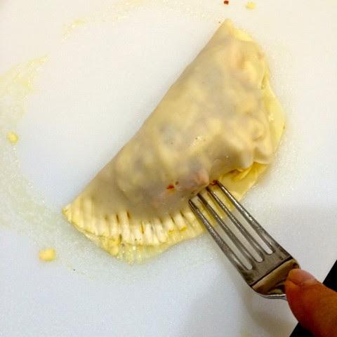 Fold and Seal Empanada