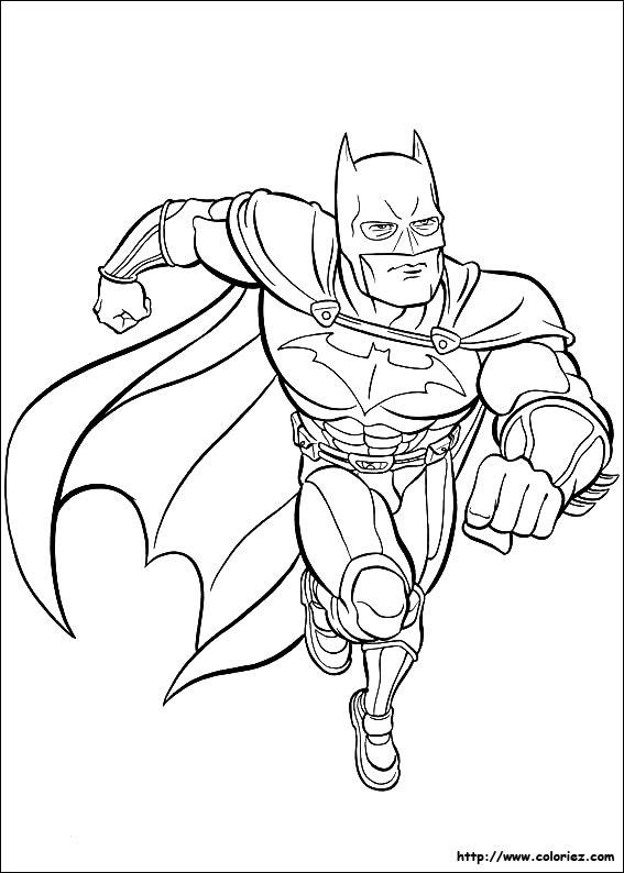 310 Dessins De Coloriage Batman à Imprimer Sur Laguerchecom Page 34