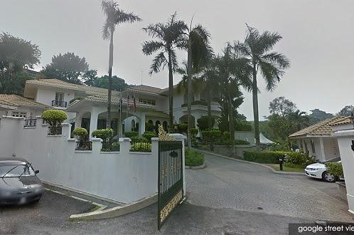 Kawal laluan keluar masuk rumah Najib