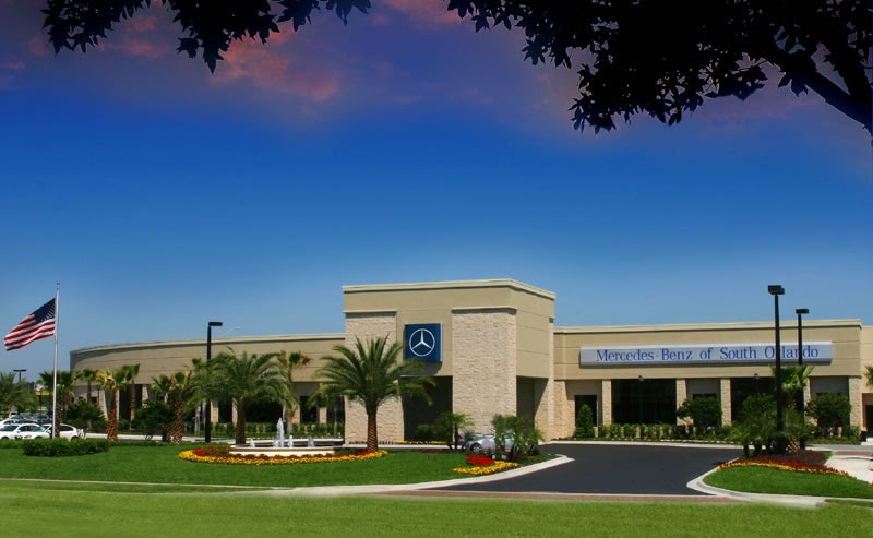Mercedes-Benz of South Orlando Photo Gallery (The Mercedes ...
