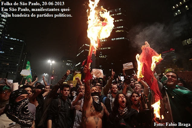 PAÍS EM PROTESTO 20-06-2013
