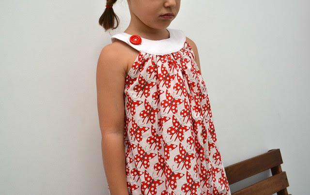 Butterfly dress by la inglesita