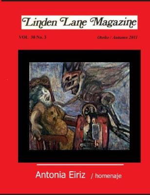 Linden Lane Magazine  Vol. 30 # 3 Autumn/ Otoño 2011