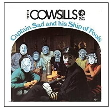Captain Sad & His Ship of Fools