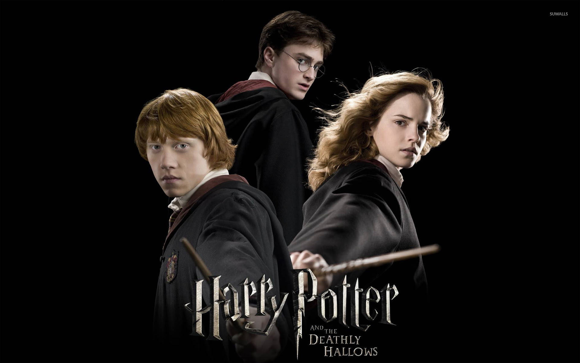 Harry Potter And The Deathly Hallows Wallpaper 493009