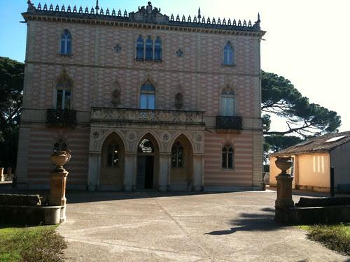 Villa Patti, Caltagirone