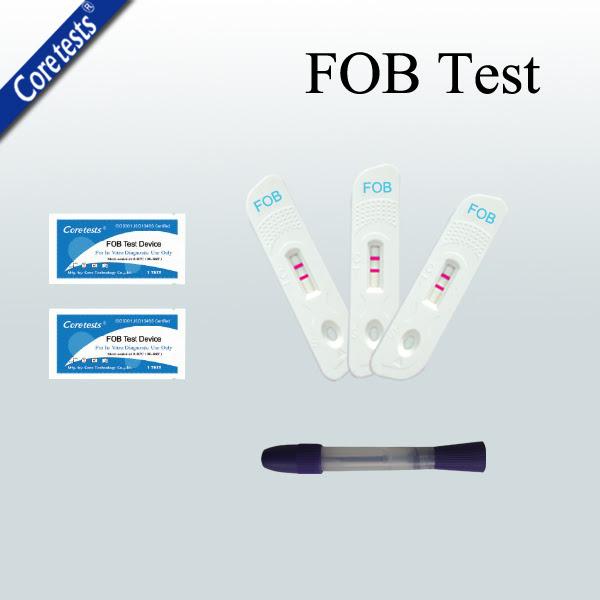 Diagnostische testkits fob-schnelltest( okkultes blut im ...