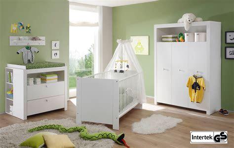 babyzimmer komplett olivia  teilig weiss