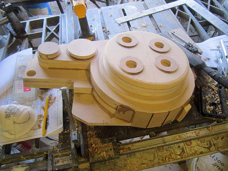 Proton Pack Progress 3