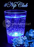 blue nip glass