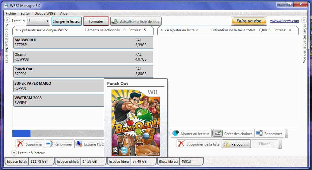 Wii Backup Manager For Windows – Dibujos Para Colorear