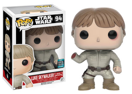 Funko Star Wars Exclusives at SWCE | Anakin and His Angel