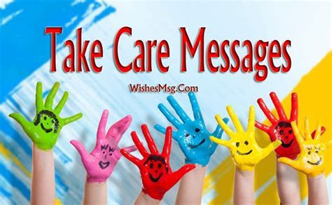 Best Take Care Messages and Wishes for Everyone   WishesMsg