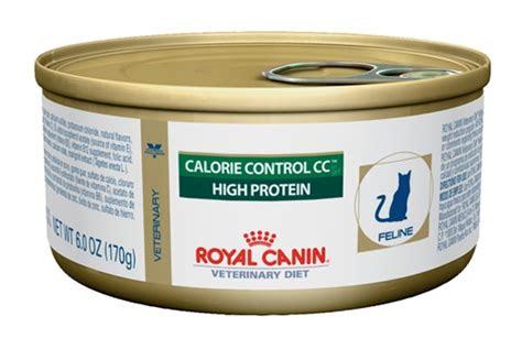 royal canin veterinary diet feline calorie control cc high