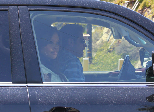 Nick Lachey - Nick Lachey take Vanessa For An Anniversary Lunch
