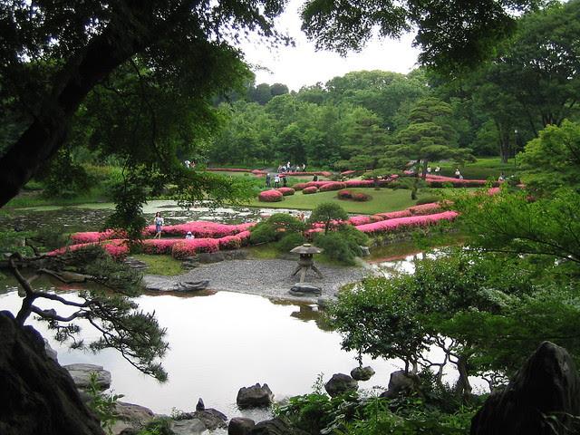 Edo Period Style Garden 1