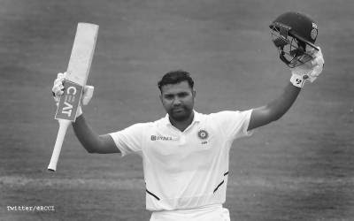 Rohit Sharma breaks record-breaking 71-year-old Sir Don Bradman's highest average