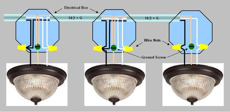 3-way Switch For Multiple Recessed Lights - Electrical ...