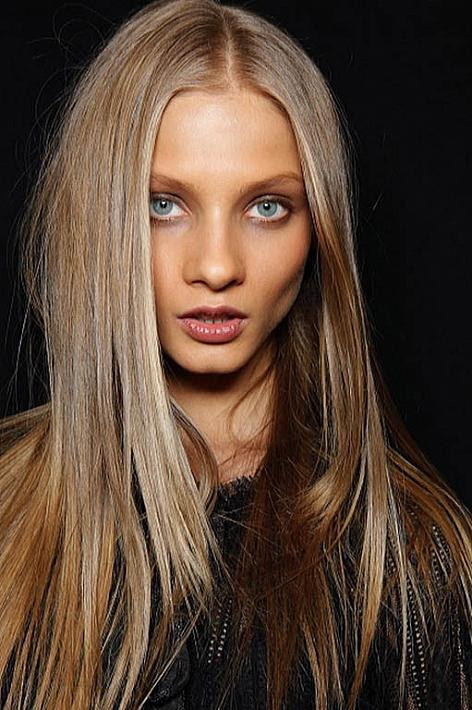 Light Golden Brown  The latest trends in womens hairstyles and beauty