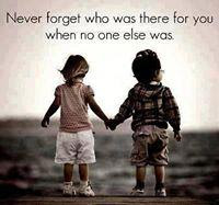 Never Forget Those Who Have Stood Beside You Quotes Quotations
