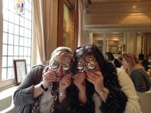 Afternoon Tea at Downton Tea at The Ritz