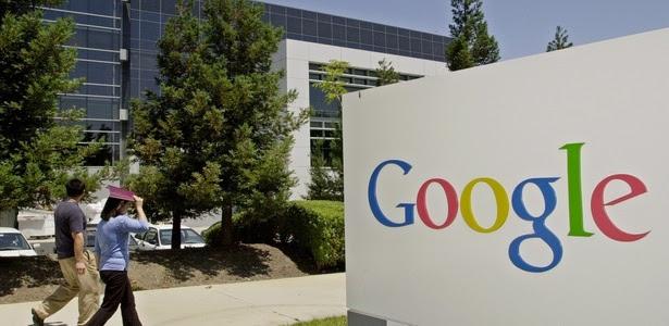 Sede do Google na Califórnia (EUA); empresa é acusada de concorrência desleal na Europa